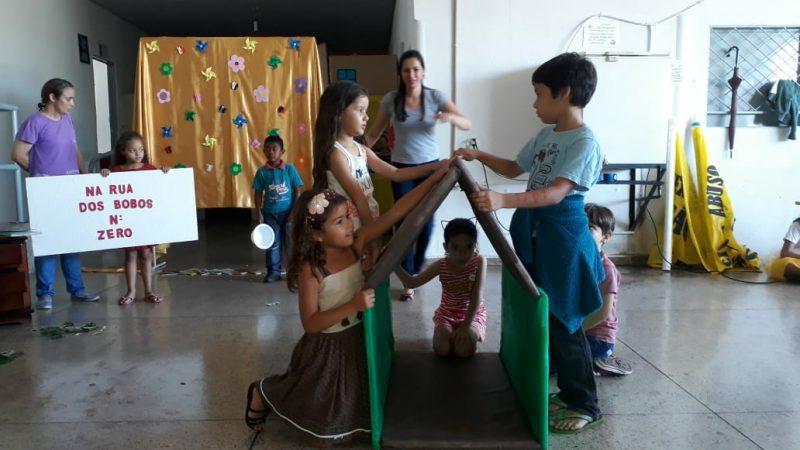 Projeto Trilha da Leitura participou de evento contra abuso e exploração sexual de crianças e adolescentes