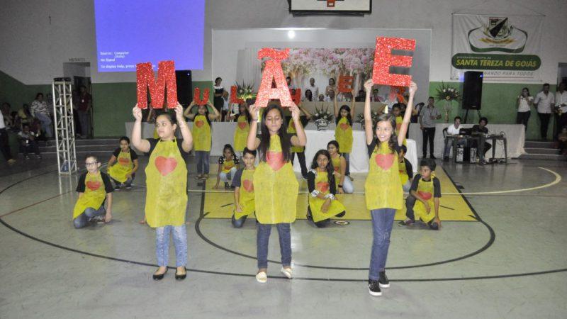Festa das mães em Santa Tereza de Goiás