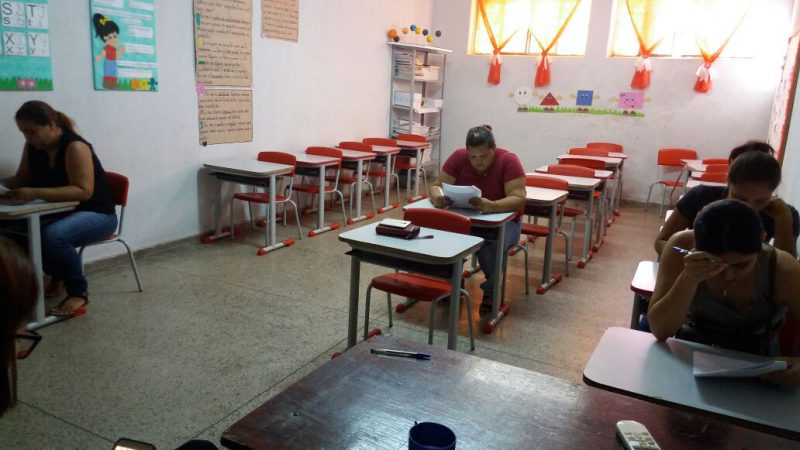 Resultado do Processo Seletivo realizado pela Secretaria Municipal de Educação para a vaga do Programa Mais Alfabetização na Escola Municipal Santa Tereza