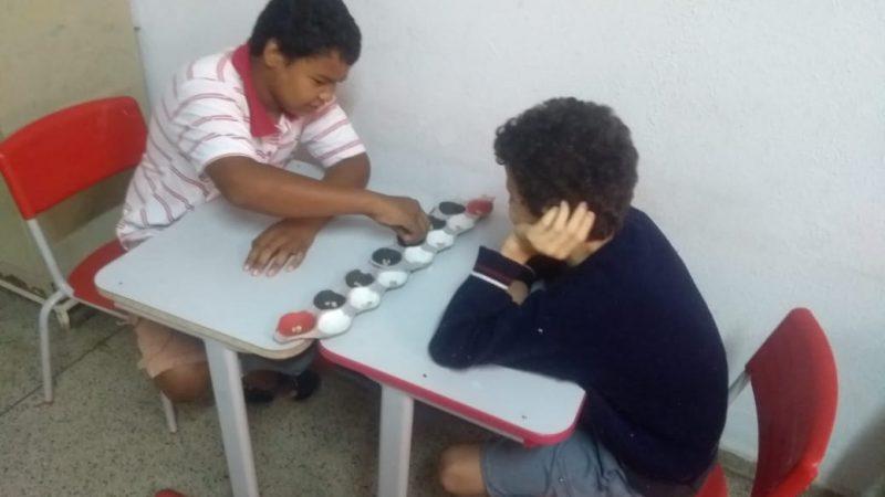 Semana de Incentivo ao estudo matemático e aos jogos pedagógicos