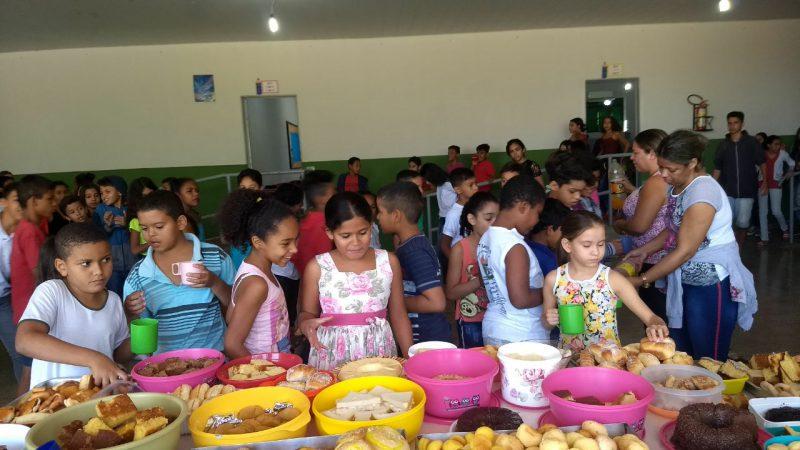 Escola Municipal Santa Tereza realiza ações na Semana do Estudante