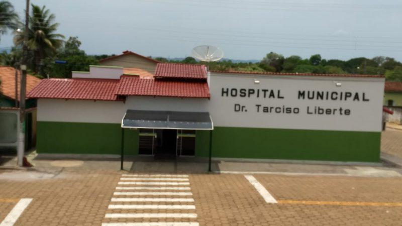 Reforma do hospital municipal Dr. Tarciso Liberte