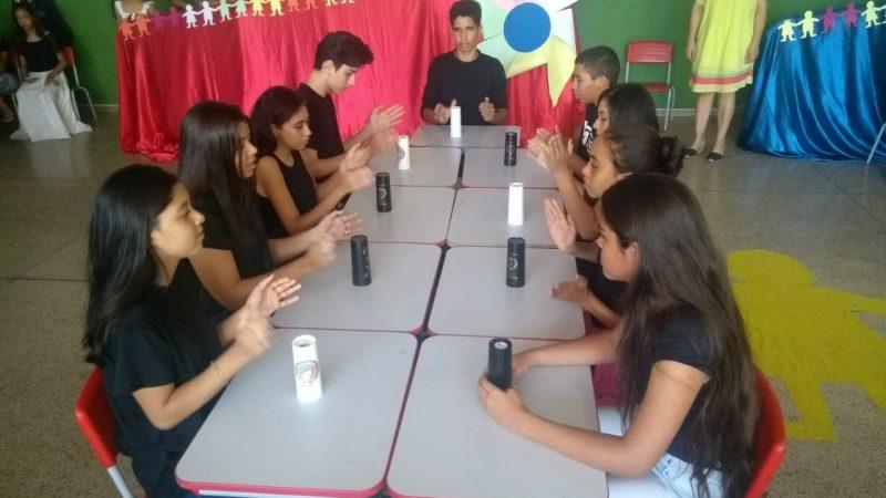 Escola Municipal Santa Tereza realiza Semana da Diversidade Cultural