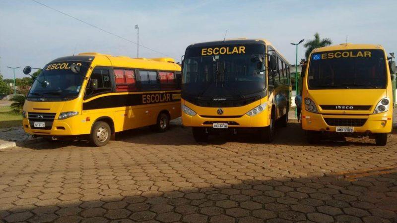Transporte Escolar de Santa Tereza de Goiás tem aprovação em 100%