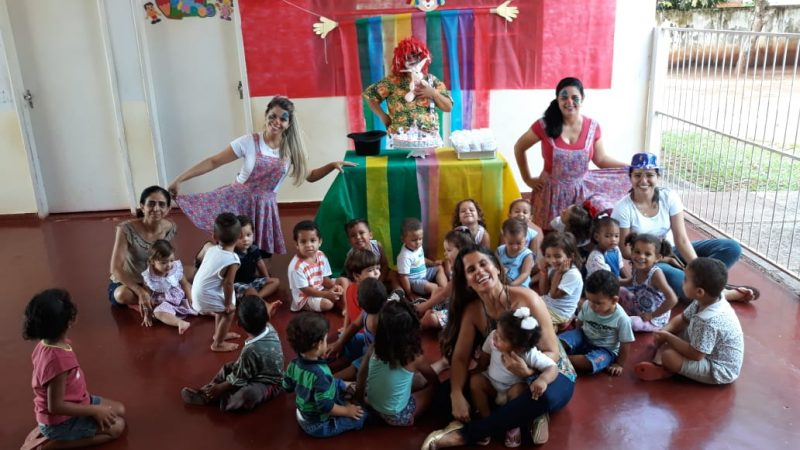 "Creche realiza Projeto ""O Circo chegou!"""