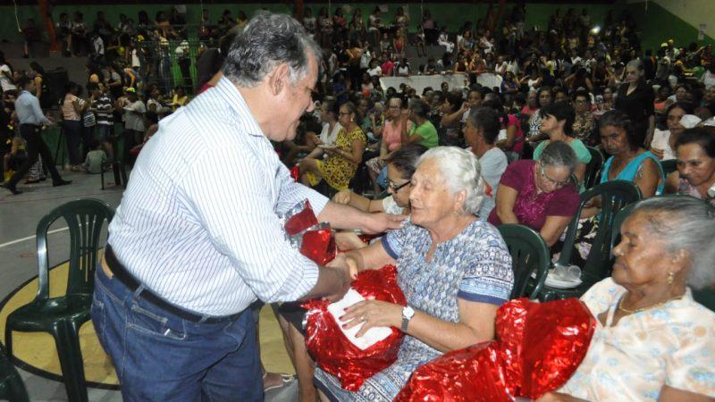 Festa das mães é tradição em Santa Tereza de Goiás