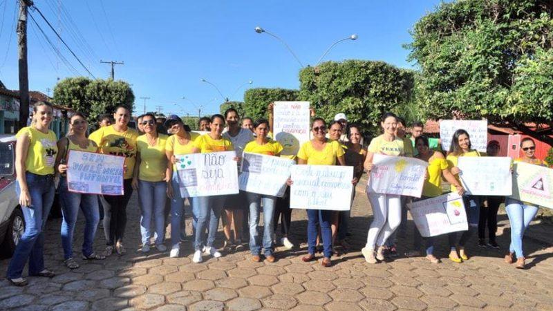 Ação em Combate a Exploração e Violência Sexual Infanto-juvenil