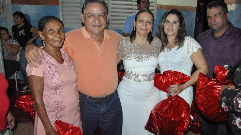 Festa das mães é comemorada no Povoado Serra de Campo