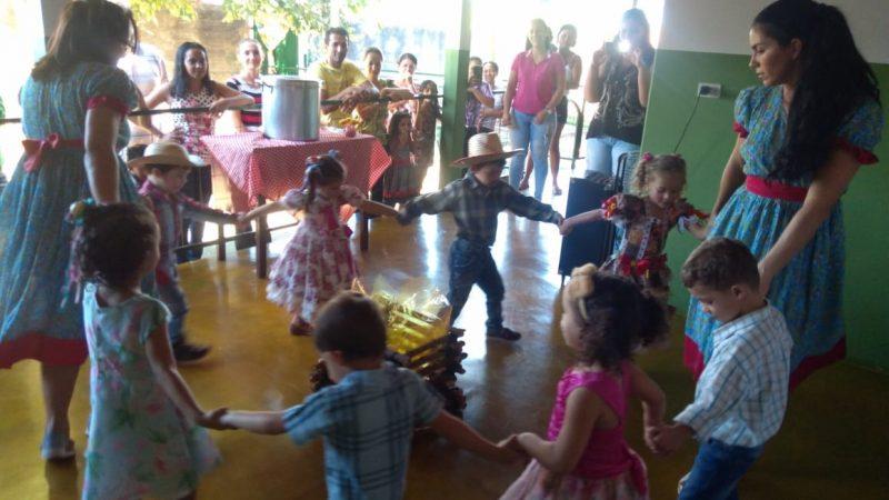 Festa Junina na Creche