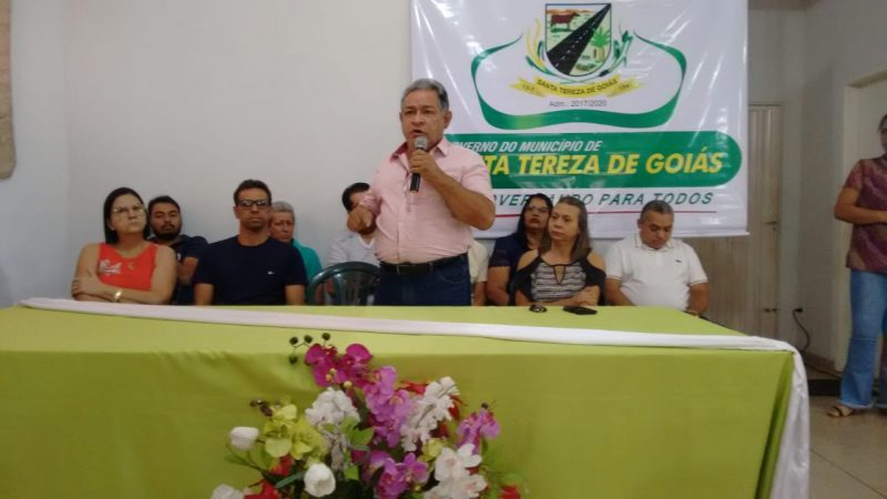 Município de Santa Tereza de Goiás realiza Audiência Pública da Lei Orçamentária (LOA-2020)