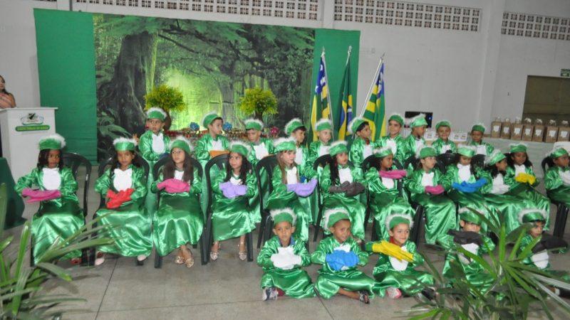 Formatura da Pré-Escola (Rede Municipal de Ensino)