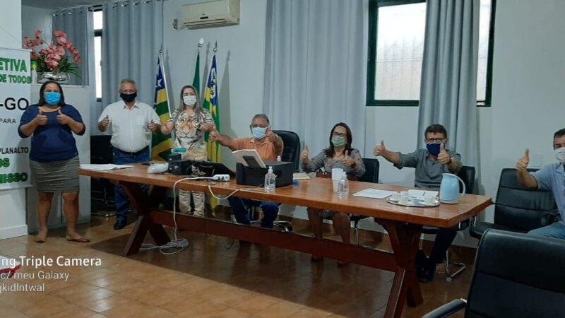 REUNIÃO CONSORCIO INTERMUNICIPAL CIDERNORTE