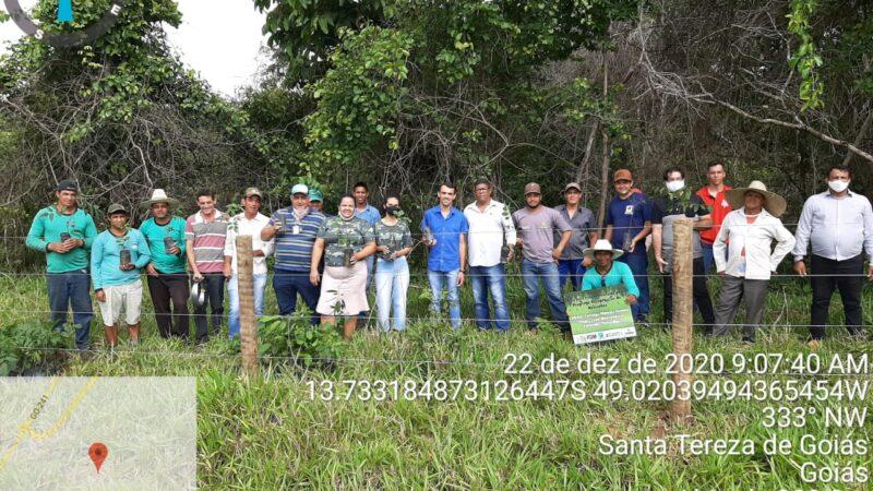 Córrego Manoel Gomes recebe Projeto Virada Ambiental