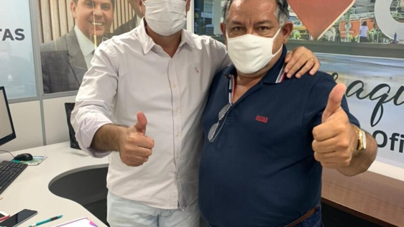 AUDIÊNCIA COM DEPUTADO BRUNO PEIXOTO