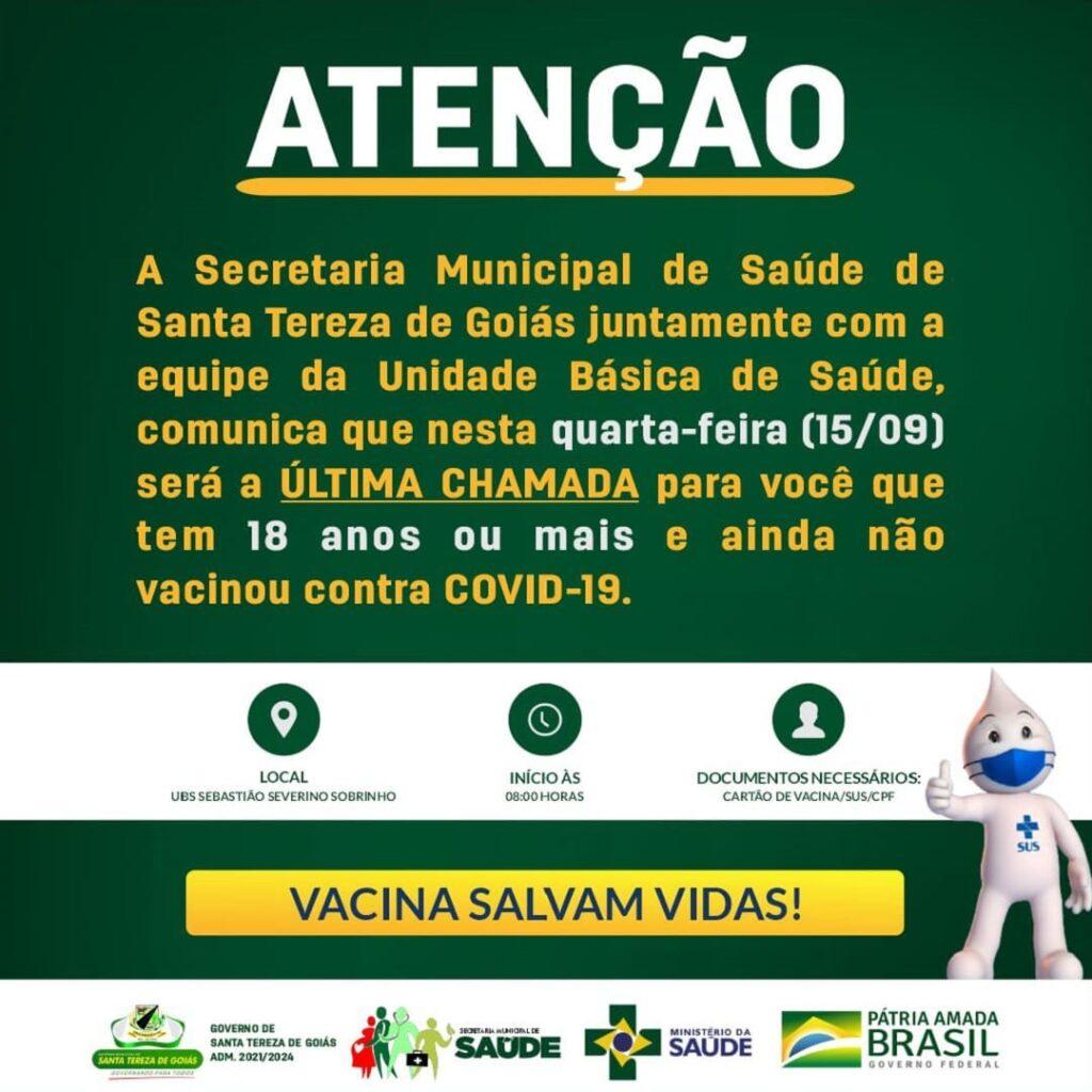 ATENCÃO NOTA
