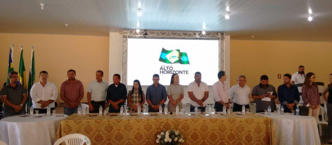 Associação dos Municípios do Norte de Goiás-AMUNORTE